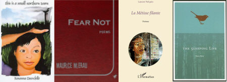 The 2009 Aqua Books Lansdowne Prize for Poetry/Prix Lansdowne de poésie